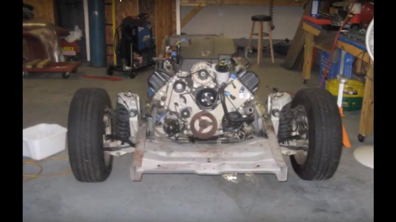 1953 Ford F100 Crown Vic Suspension 4 6 liter V8