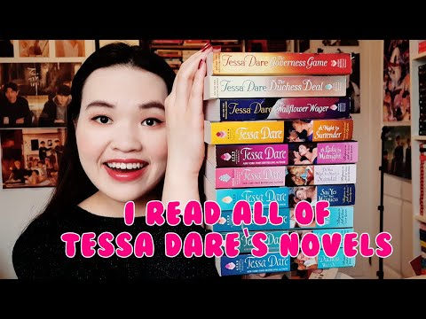 Guide to Tessa Dare (Historical Romance Recommendations)