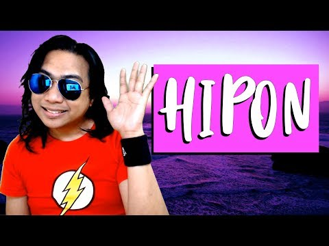 HIPON by Sir Rex ft. Shehyee (Official Lyrics Video) Payphone Parody