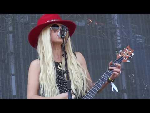 Orianthi: According To You - KAABOO - Del Mar, CA - 09/16/2016