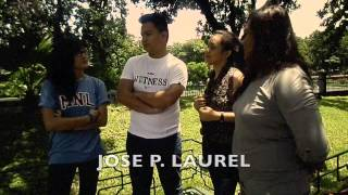 Jose P. Laurel (life & his work) -- DOCUMENTARY