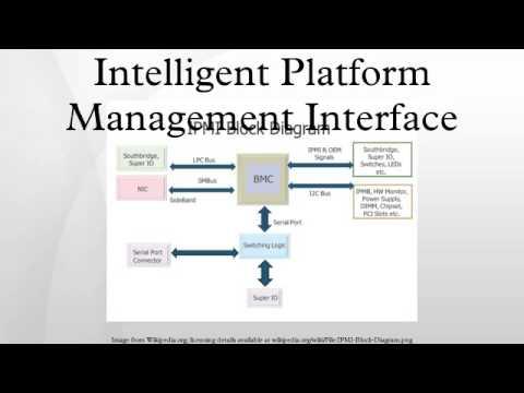 Intelligent Platform Management Interface