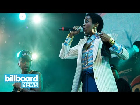 Nas and Lauryn Hill Joining Forces for Upcoming North American Tour | Billboard News