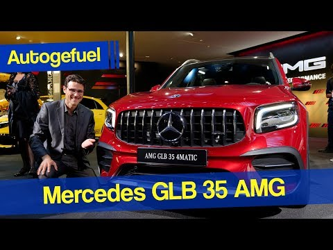Family SUV goes powerful as Mercedes-AMG GLB 35 4Matic REVIEW