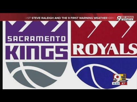 Area graphic designer discovers resurgence of interest in his Cincinnati Royals logo