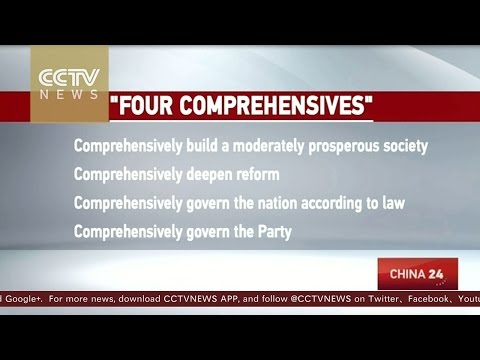 Chinese President Xi Jinping issues new political theory