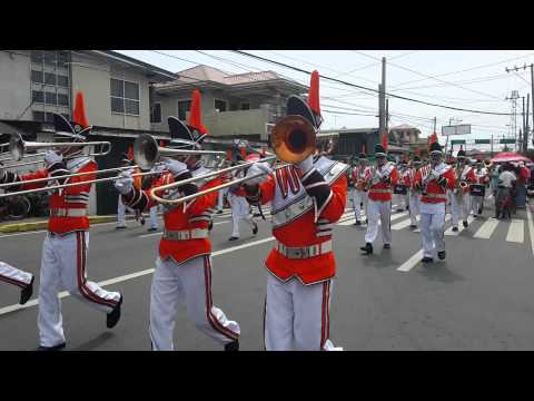 The Grandest Marching Band Parade in the Philippines 2014