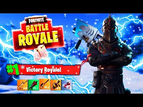 FORTNITE SOLO WINNING STREAK! TOP PLAYER GRIND & NEW WEAPON UPDATE! (Fortnite Battle Royale) thumbnail