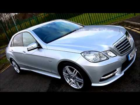 Mercedes e-class coupe & cabrio gain two new special edition packages.