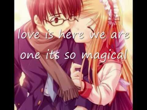 its so magical lyrics and pics.wmv