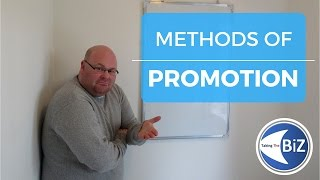 A level Business Revision - Promotion