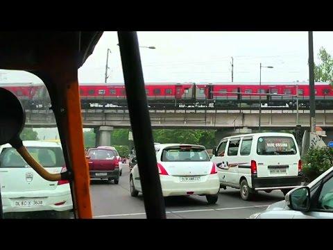 Driving New Delhi : Mathura Road