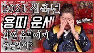 """[용띠운세] """"영으로 보는"""" 2021 신축년 용띠 운세!!! 용띠 분들 전반적으로 좋지 않…"""