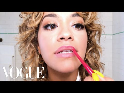 Download Youtube: Rita Ora Does Day-to-Night Bombshell Beauty | Beauty Secrets | Vogue