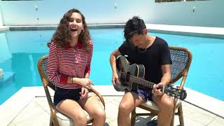 No Tears Left To Cry  (Cover) - Sarah Silva y Nelson John