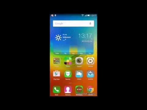 Vibe UI 2.0 on lenovo Smartphones