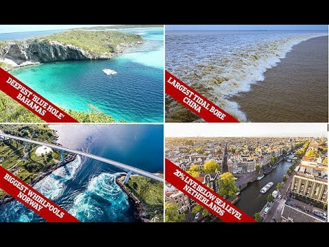 World of Tides: Incredible facts about earth's waterways  - Travel Guide vs Booking