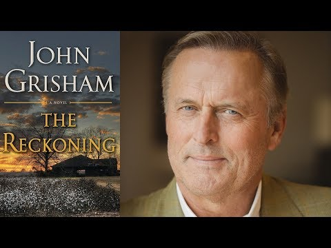 "John Grisham on ""The Reckoning"" at the 2018 Miami Book Fair"