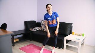 Кардио тренировка Упражнения для похудения в домашних условиях