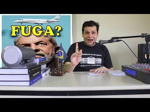Os absurdos da viagem do Lula para a África! Comentário!