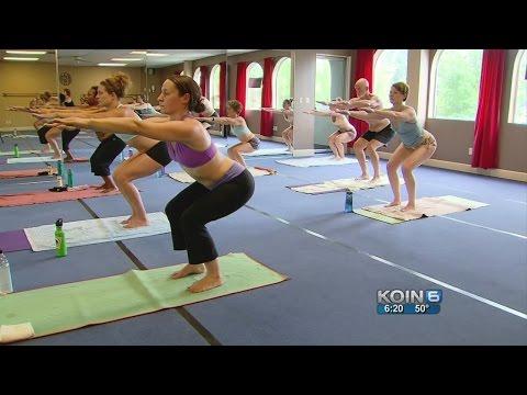 Monday Motivation: Hot Yoga shows many benefits