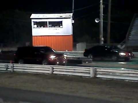 2006 Impala Ss Vs Trailblazer Ss Youtube