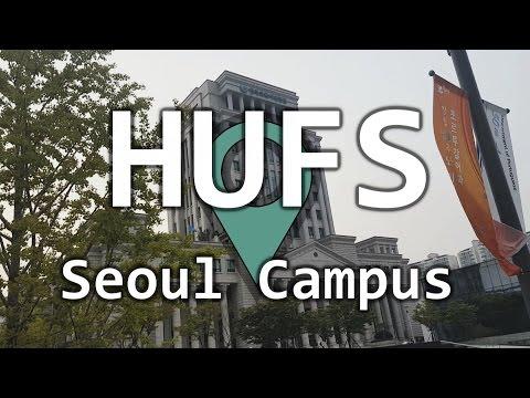 Hankuk University of Foreign Studies SEOUL CAMPUS