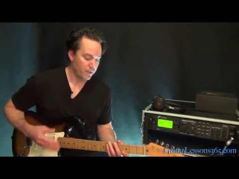 Gear Setup - GuitarLessons365