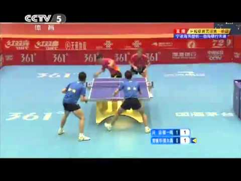 2012 China Super League: Yan An / Zhai Yiming - Jorgen Persson / Lei Zhenghua [Full Match/Chinese]