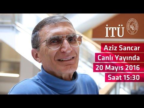 Aziz Sancar Nobel Konuşması - Canlı Yayın