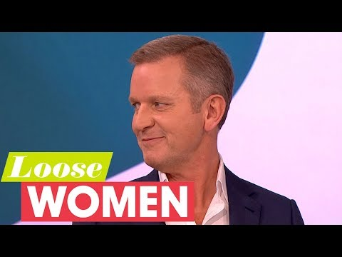 Jeremy Kyle Totally Failed at Romantically Proposing to His Wife | Loose Women