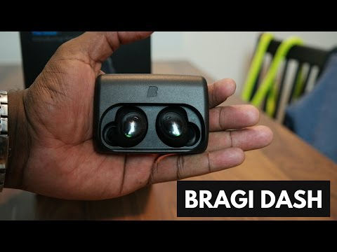 Bragi Dash True Wireless Earbuds