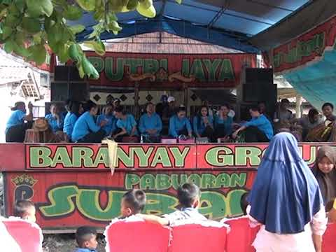 Jaipongan BARANYAY GROUP SUBANG. Duriat menang ngakalan.