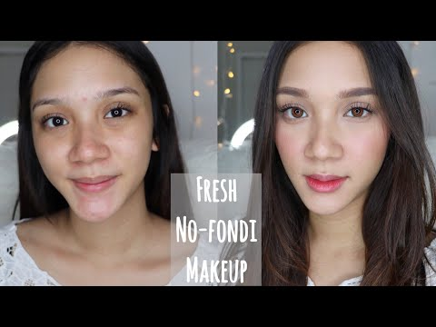 Fresh No-Foundation Makeup Tutorial (Makeup Tanpa Foundation) | STEFANYTALITA