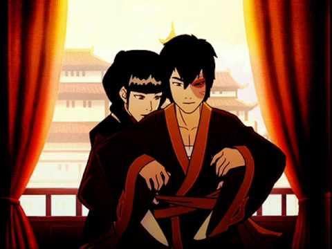 Avatar Couple Zuko And Mai !!