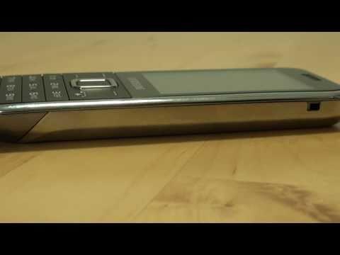 Samsung C3530 Test Erster Eindruck
