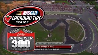 2015 Budweiser 300 at Autodrome Chaudière - NASCAR Canadian Tire Series