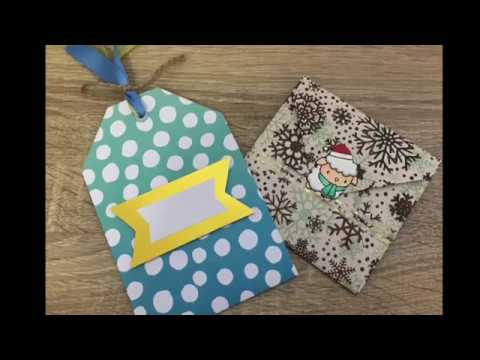 Diy Sobres Para Regalar Dinero Tutorial Fácil Youtube
