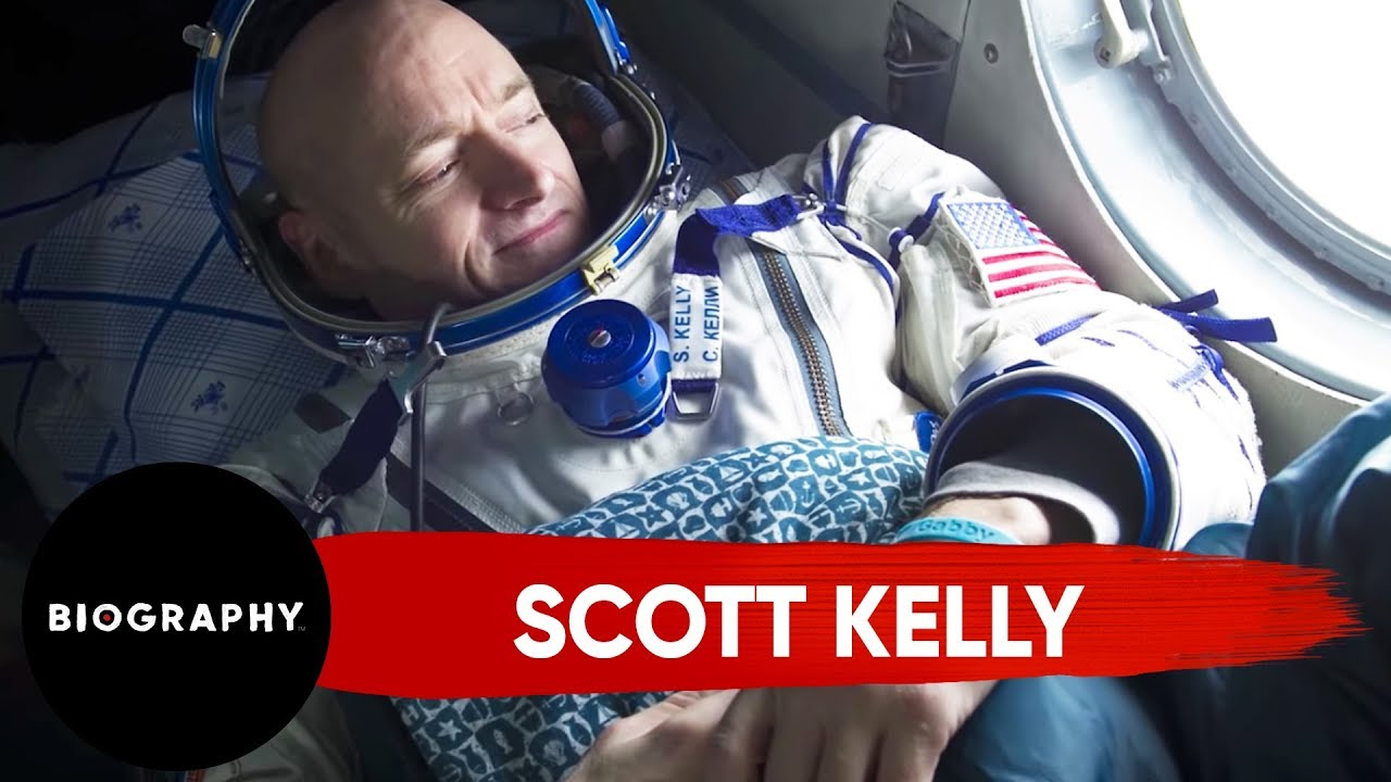 Scott Kelly Gets Real with Reddit in New Video