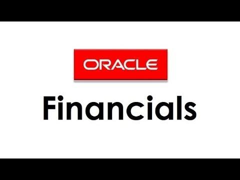 1- ORACLE Financial System R12 basics | بالعربي