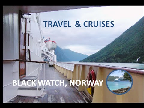 Black Watch in the Norwegian Fjords by Travel & Cruises