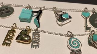 2018 Tiffany charms