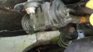Peugeot 607 2.2HDI eroare ESP ASR-anti pollution fault,furtun sarit