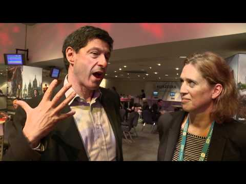 Interview with Jon Sopel and Sarah Whitehead