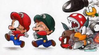 Super Mario Bros. Dirty Mix OC ReMix