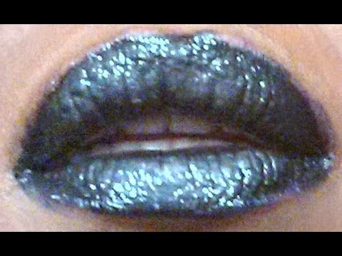 Asmr Freaky Lip Friday Lipstick Try On Request Black Lips Whispering Mouth Noises More