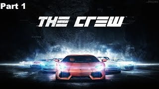 The Crew Gameplay Walkthrough Part 1 - Picking The Car (Closed PC Beta)