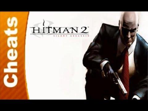 Hitman 2 Silent Assassin All Cheats Teleport Youtube
