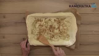Пирог с Палтусом...