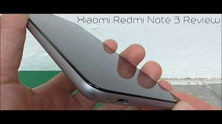 Xiaomi Redmi Note 3 smartphone Review ( Greek - Ελληνικό )